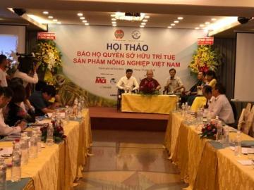 Xây dựng, bảo vệ thương hiệu nông sản Việt – ngay bây giờ hoặc không bao giờ!