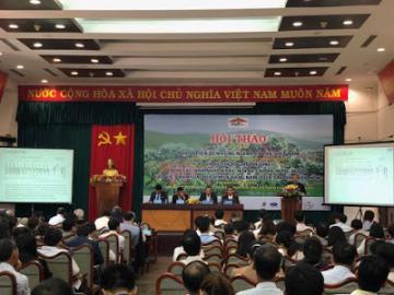 Hội thảo 'Phát triển bền vững ngành cà phê Việt Nam'