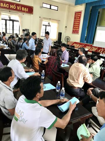 Phát động chương trình cho tặng tài liệu nông nghiệp