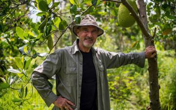 Ông Tây 20 năm làm nông nghiệp sạch tại ĐBSCL